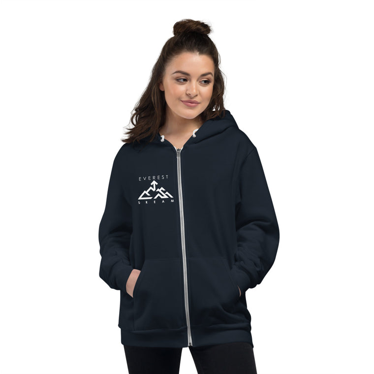 Everest Base Camp Hoodie sweater