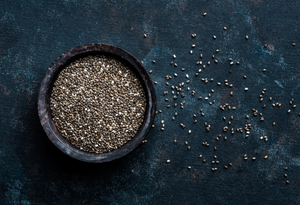 4 benefits of CHIA Seeds