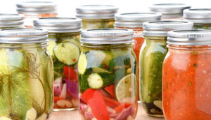 Health Benefits of Fermentation