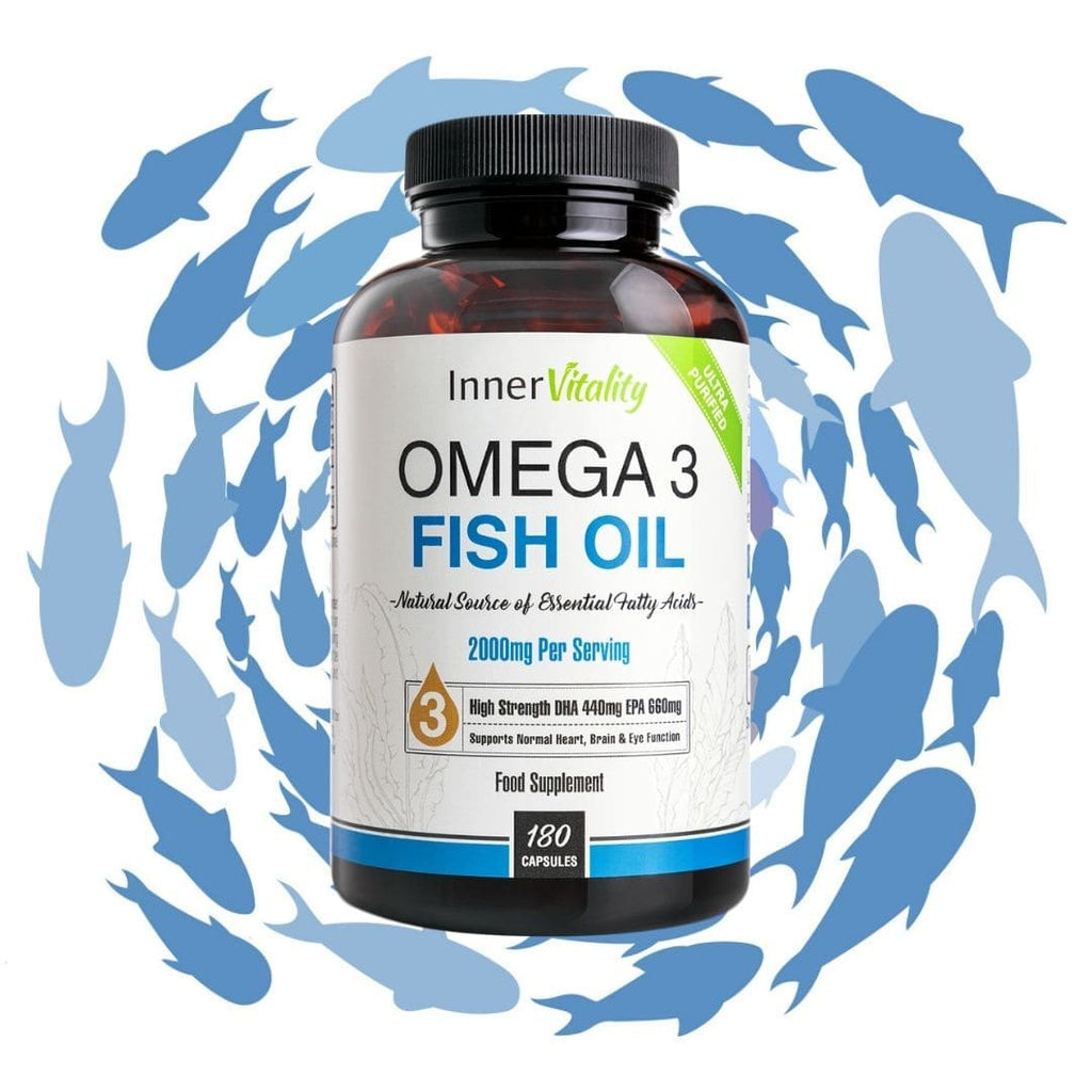 Omega 3 - High Strength DHA