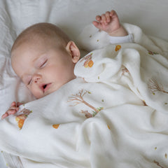 Rabbit Bamboo Swaddle Blankets
