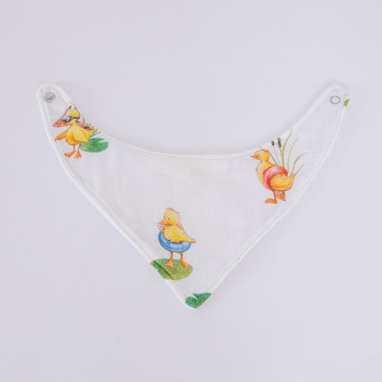 Duckling Dribble Bibs - The Little Art Collection