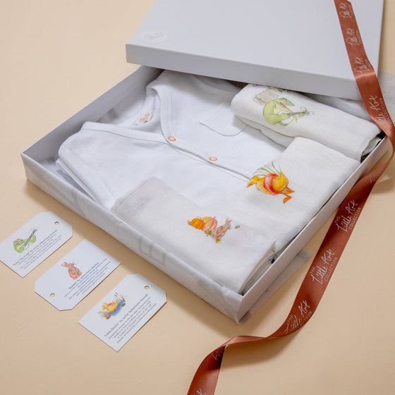 Bamboo Luxury Baby Gifts Set (Classic)