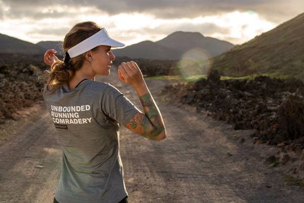 SAYSKY Unbounded Running Comradery
