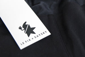 Le Fix X SAYSKY: SS15 Debut Collab