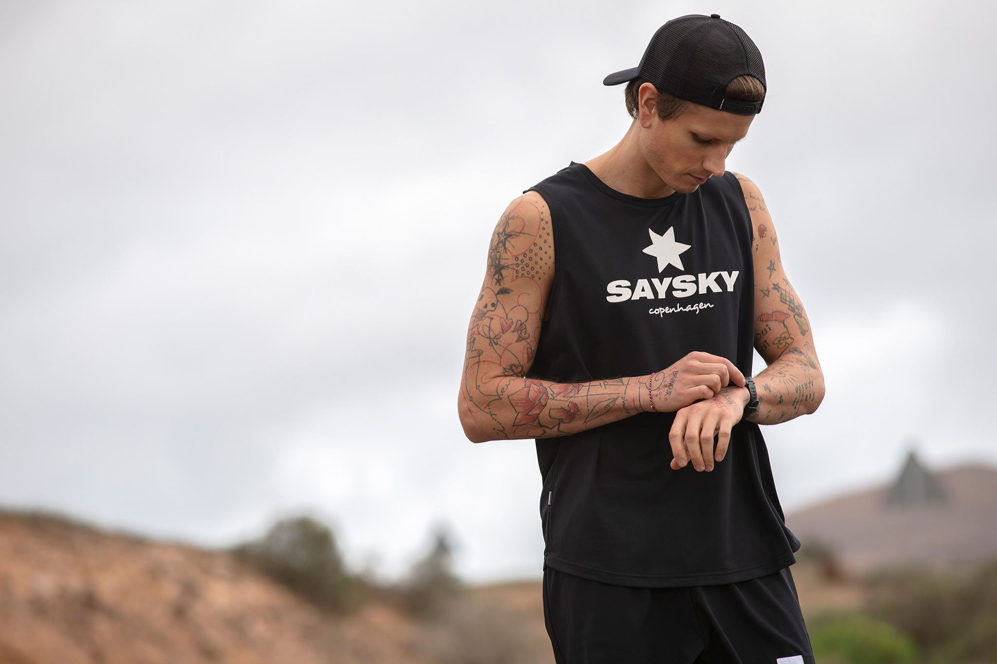 SAYSKY Spring/Summer 2019 Running Collection