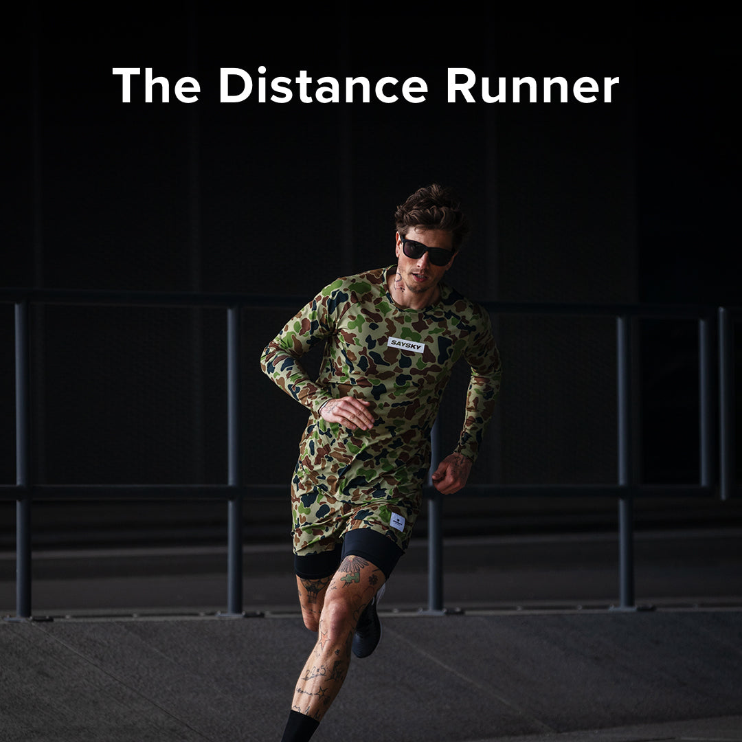 SAYSKY THE DISTANCE RUNNER