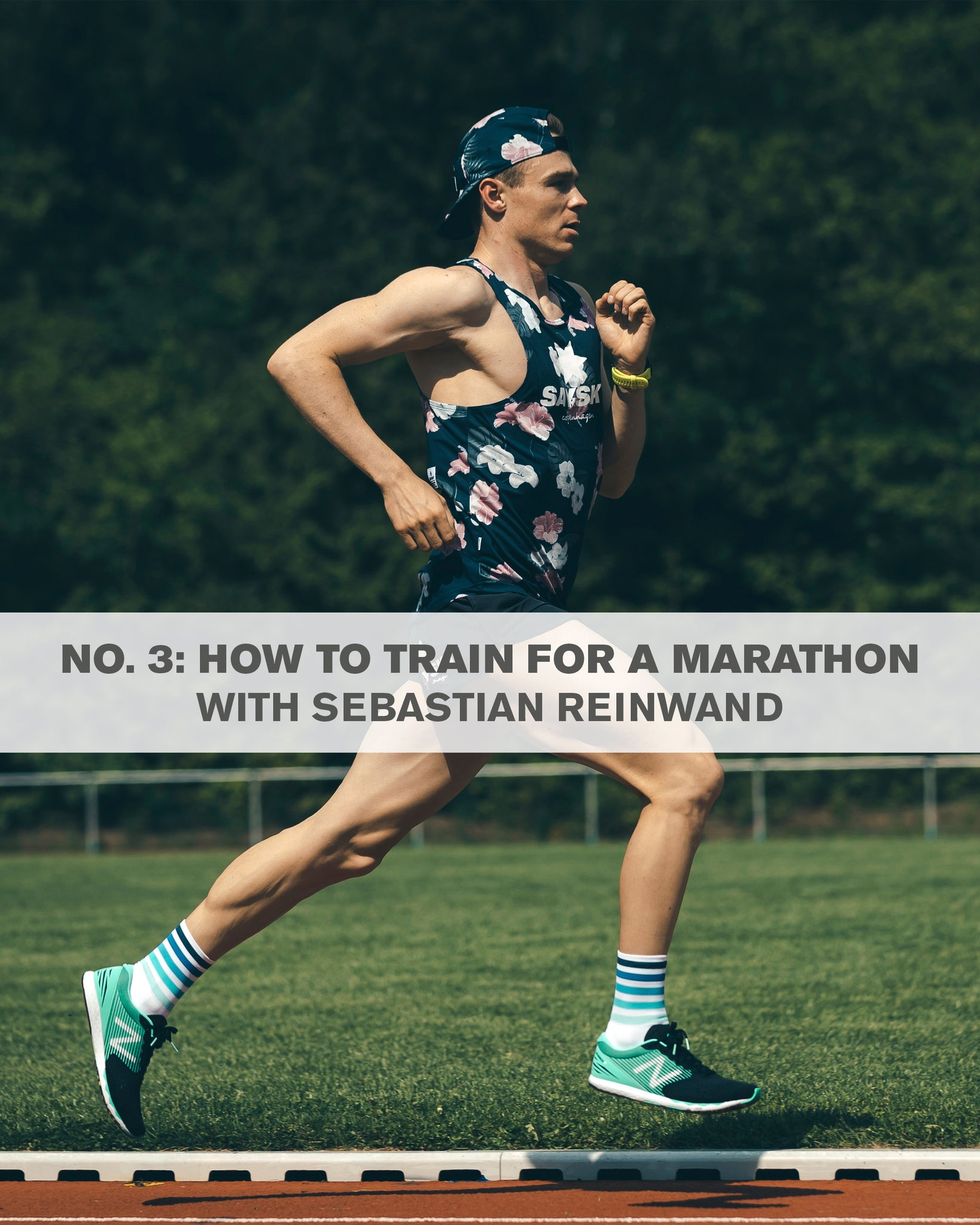 saysky guide how to train for a marathon