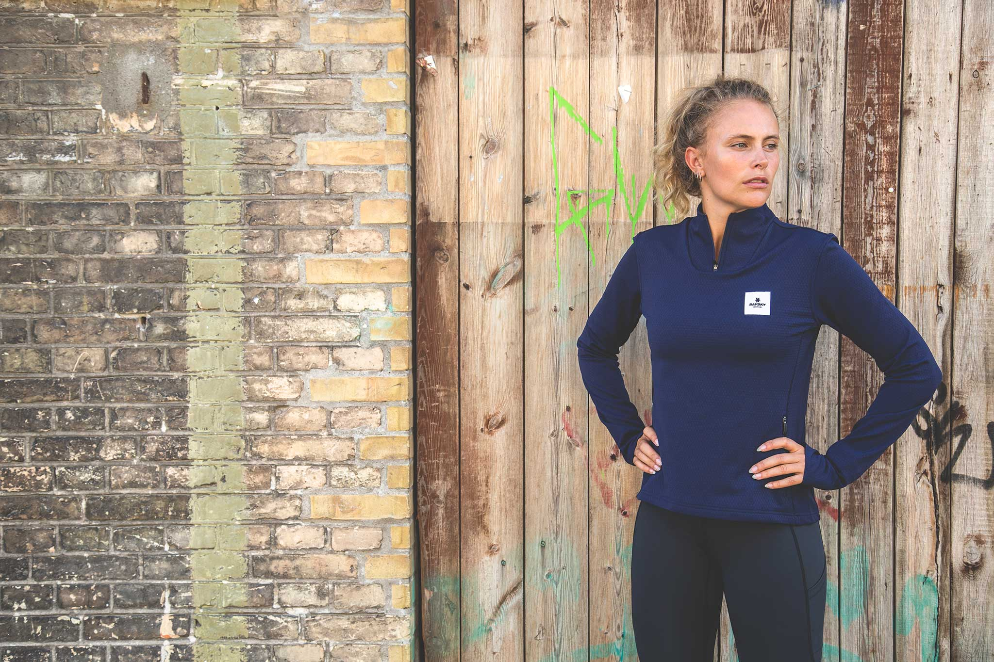 SAYSKY Wmns Running Fleece Top