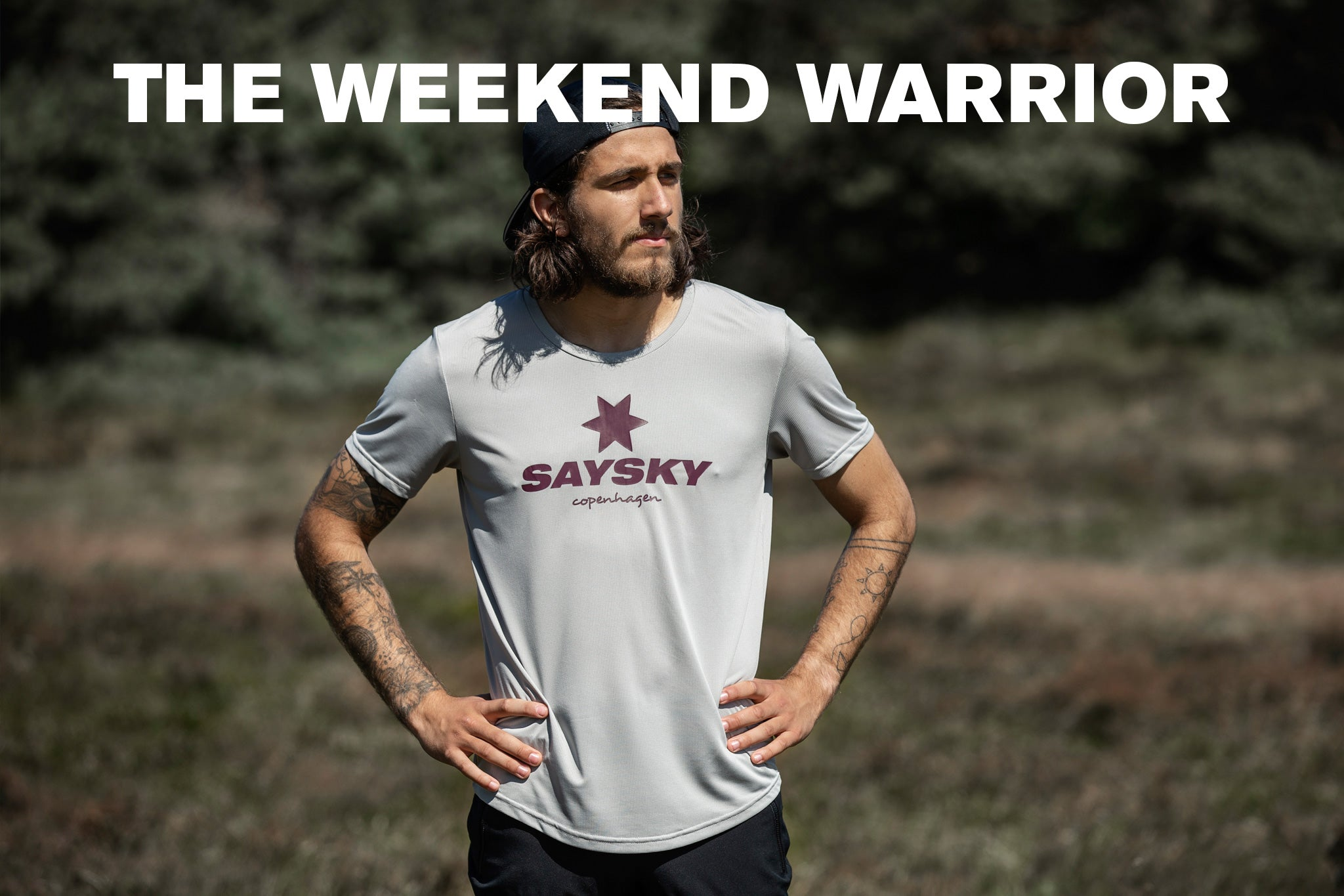 saysky the weekend warrior