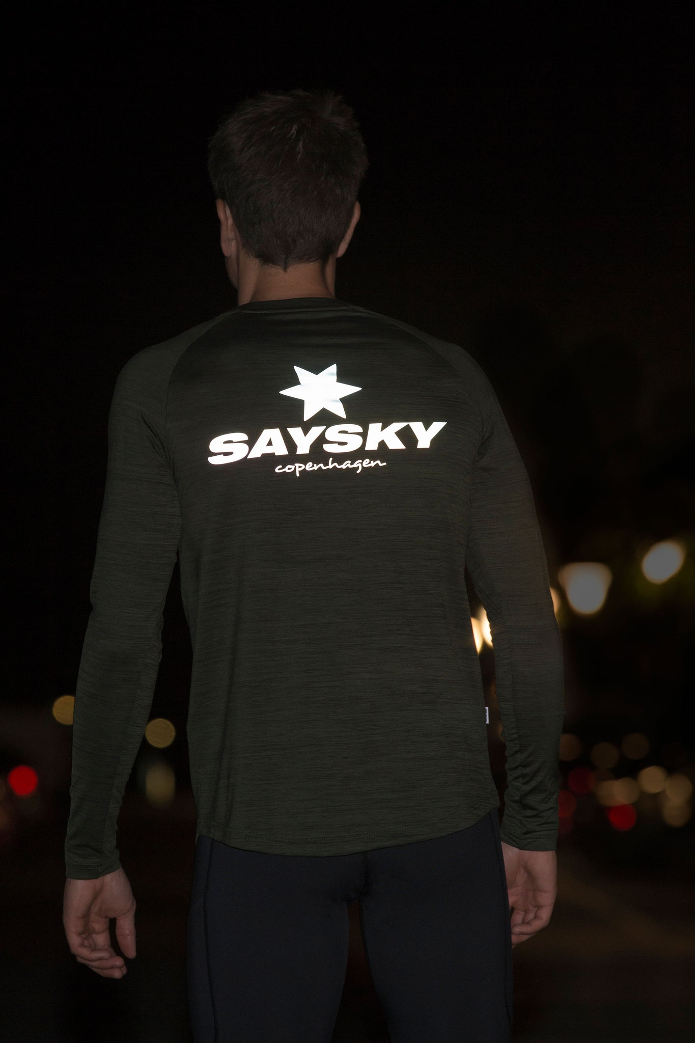 SAYSKY Reflective Running Apparel