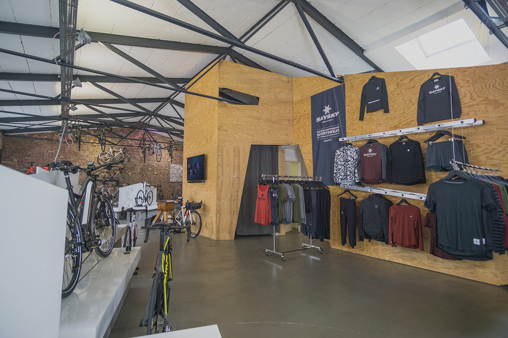 SAYSKY pop-up store