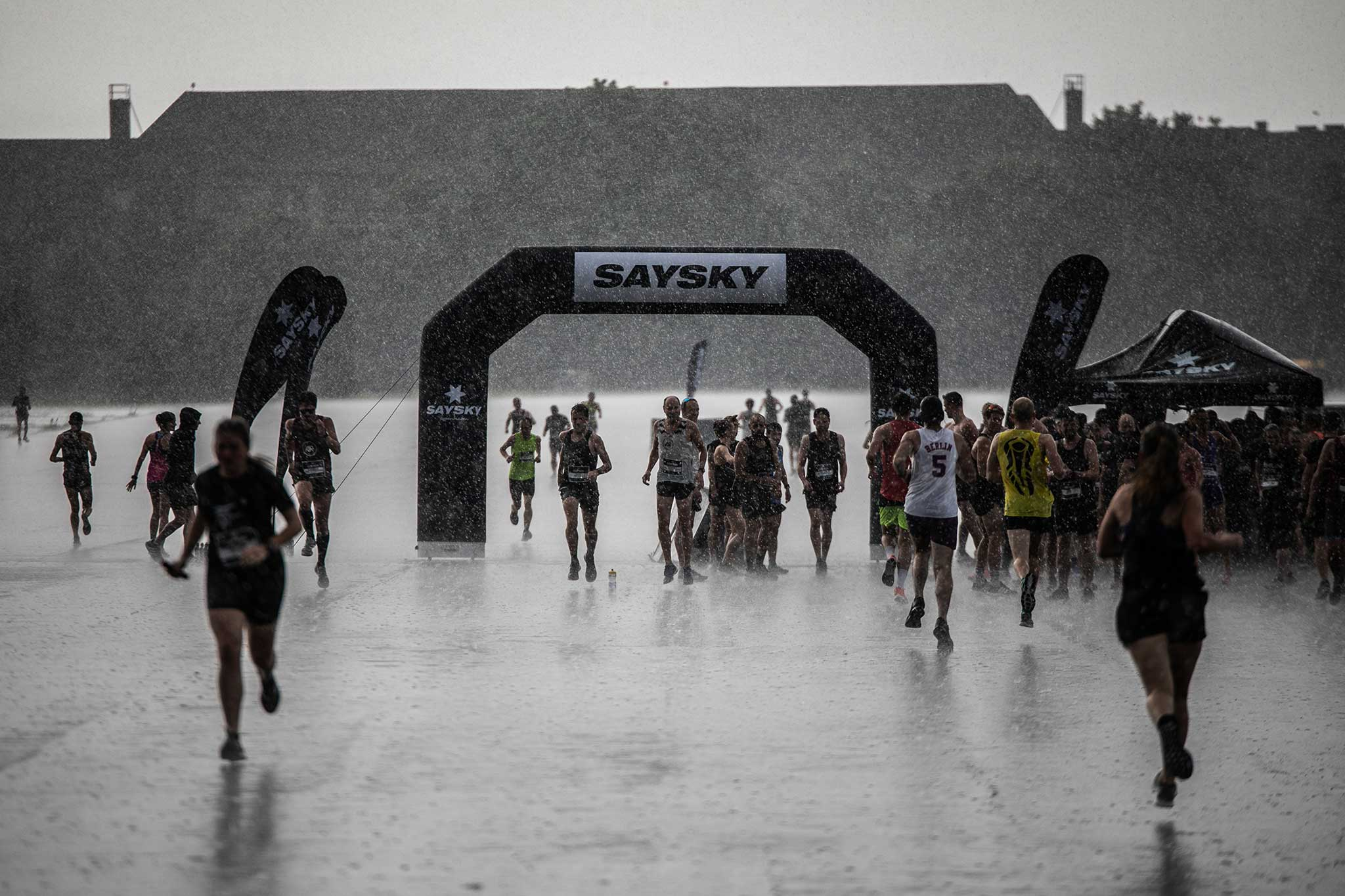 SAYSKY COP RUN European Invitational