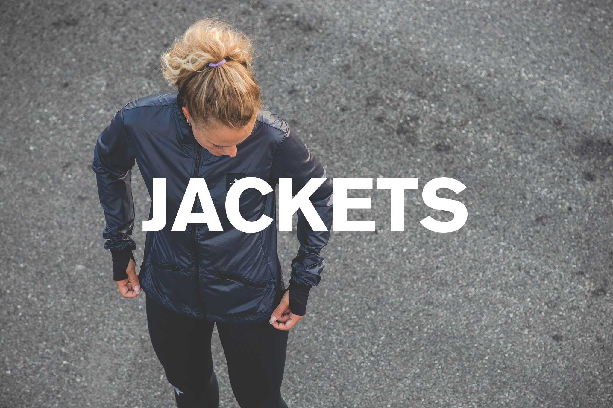 SAYSKY Running Jackets