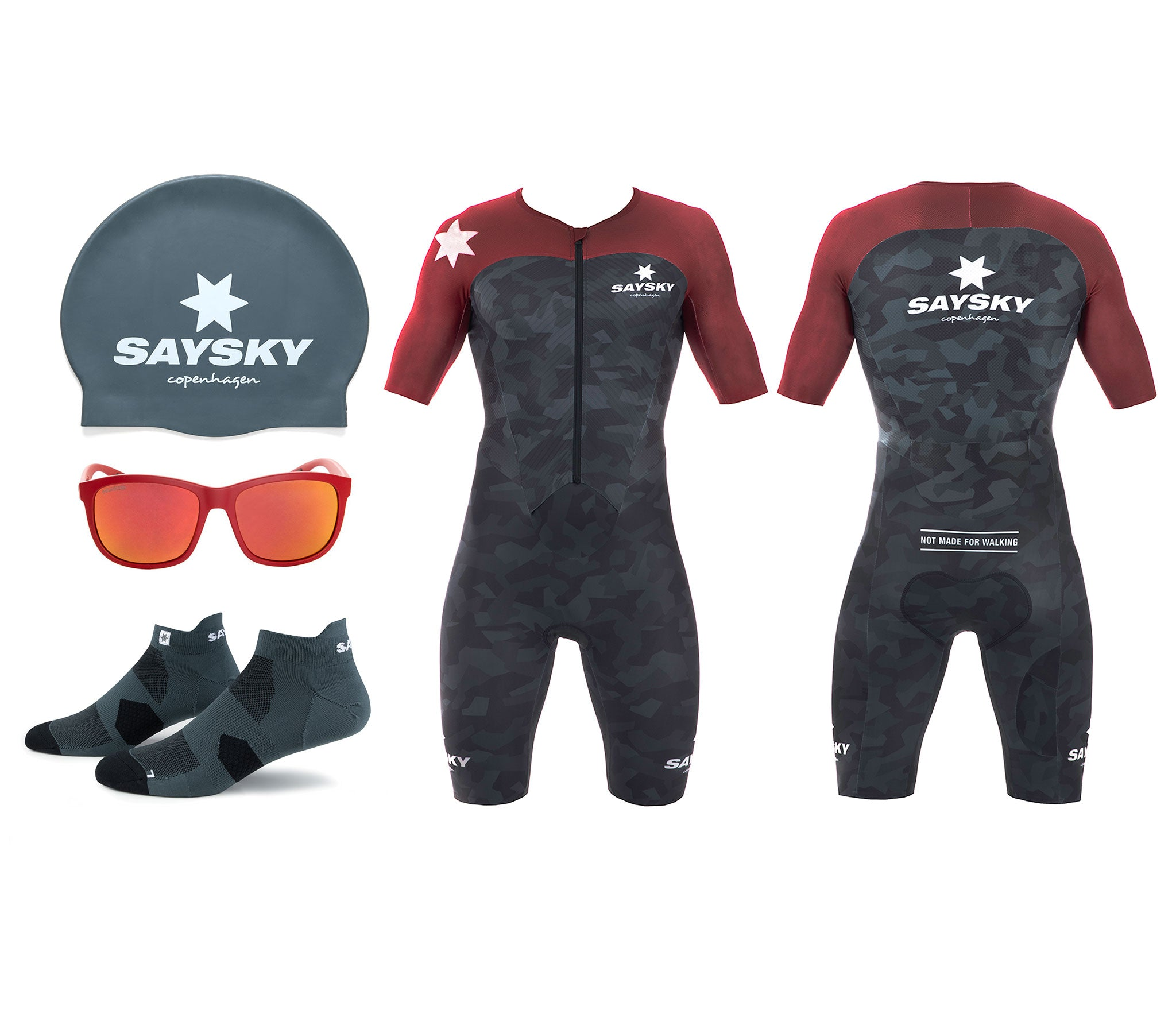 The SAYSKY Triathlete