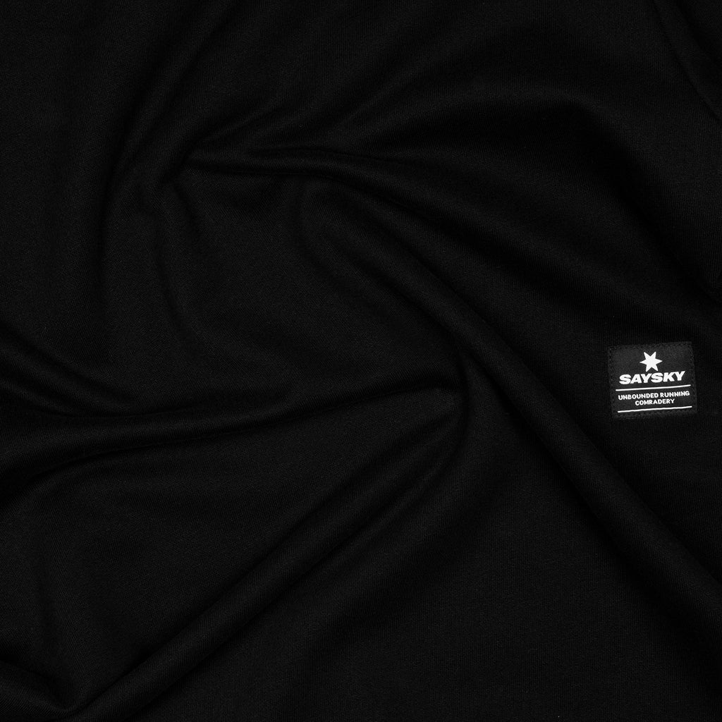 SAYSKY Classic Lifestyle Tee T-SHIRTS BLACK