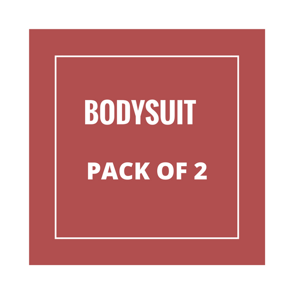 Bodysuit Combo Pack