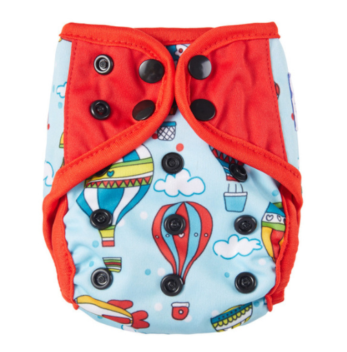 New Born Sized Diaper Cover - D12
