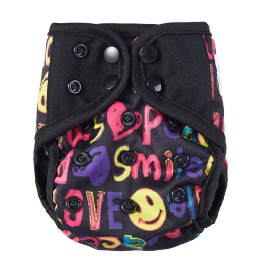 New Born Sized Diaper Cover - D6