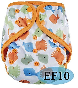 One Size Diaper Cover - EF10