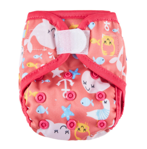 New Born Sized Diaper Cover - EF15