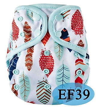 One Size Diaper Cover - EF39