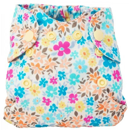 Smartbottoms Born smart - Newborn AIO Charlotte