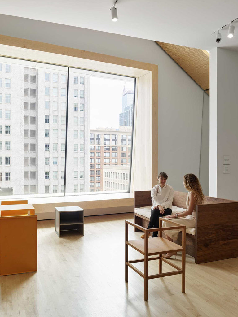 Donald Judd's designs have inspired a generation.