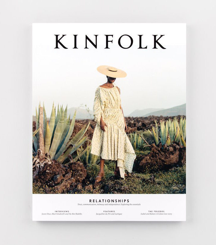 Kinfolk travel issue