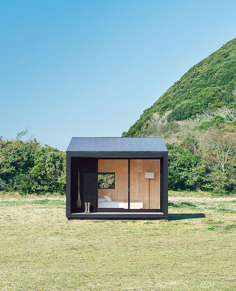 Tiny Hut by MUJI