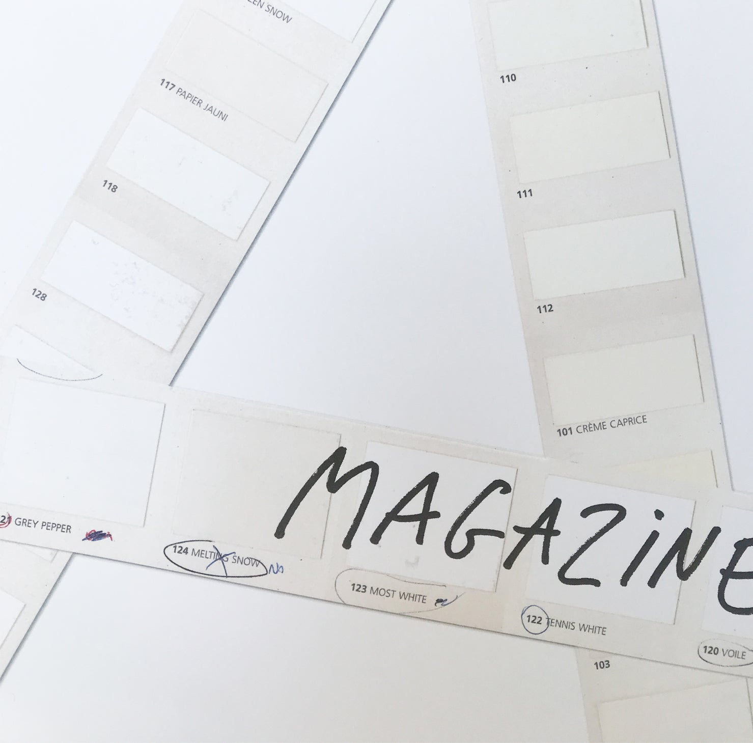 A Magazine Curated By Maison Margiela
