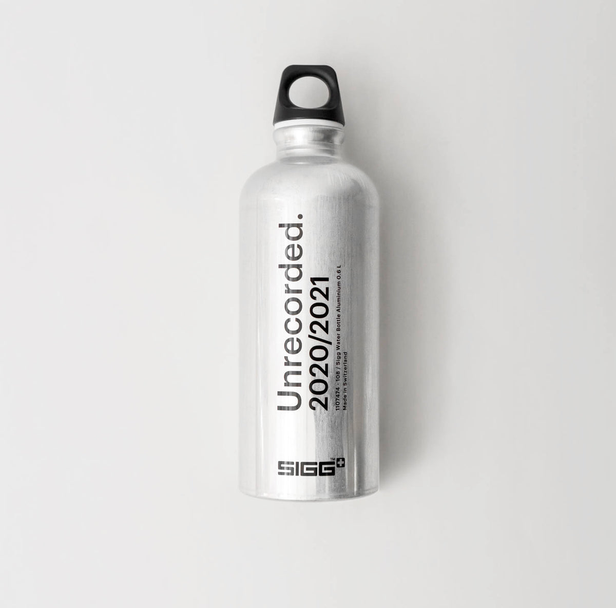 SIGG Traveller Bottle 0.6L - Unrecorded