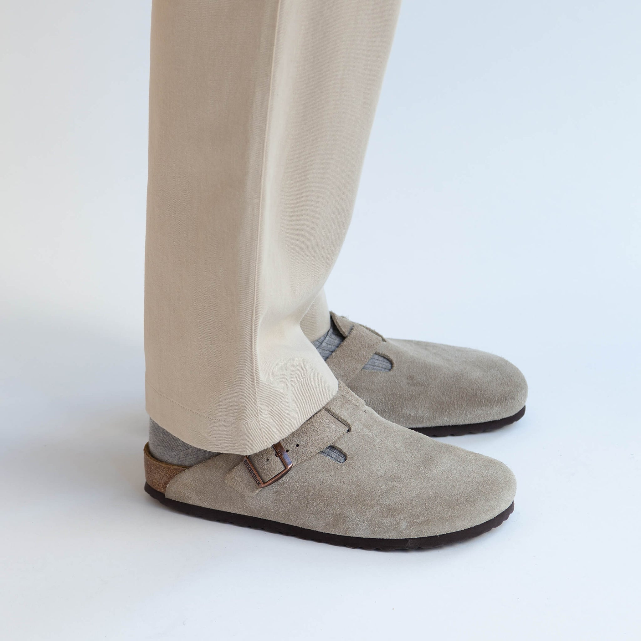 Drawstring Trousers Khaki - Unrecorded