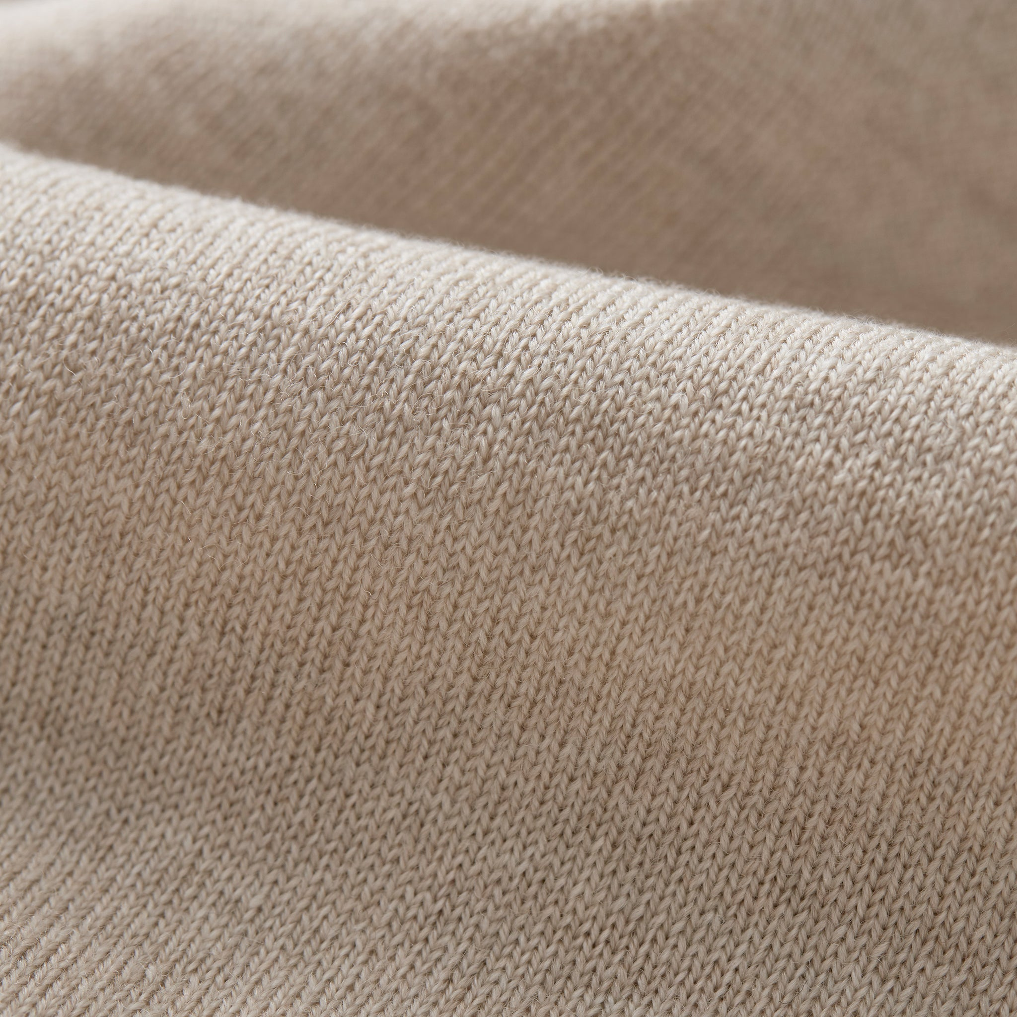 Merino Sweater Sand