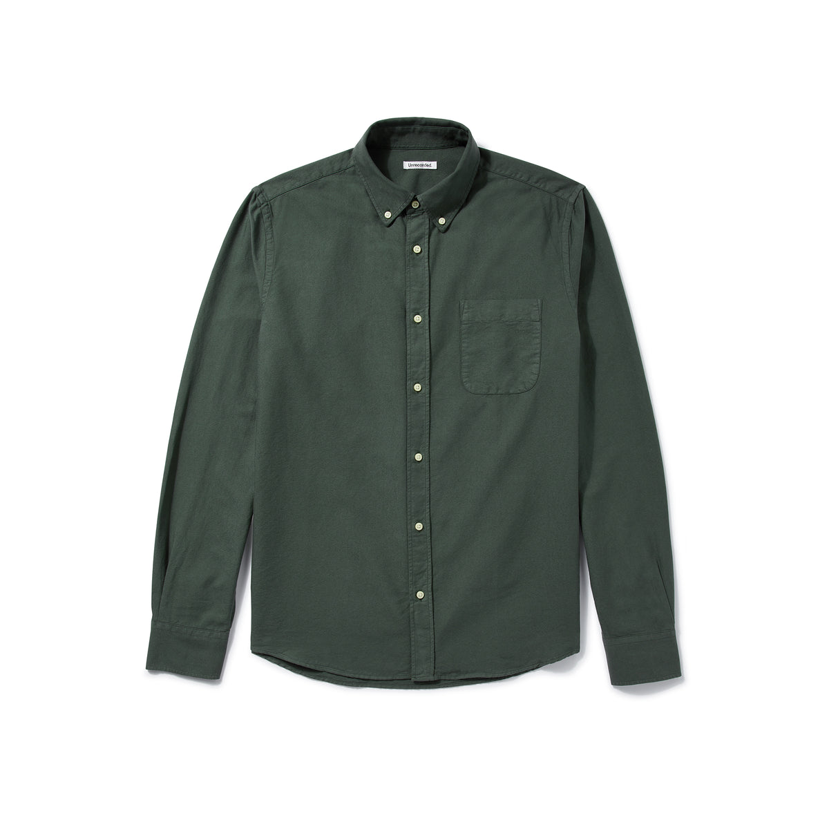Oxford Shirt Green