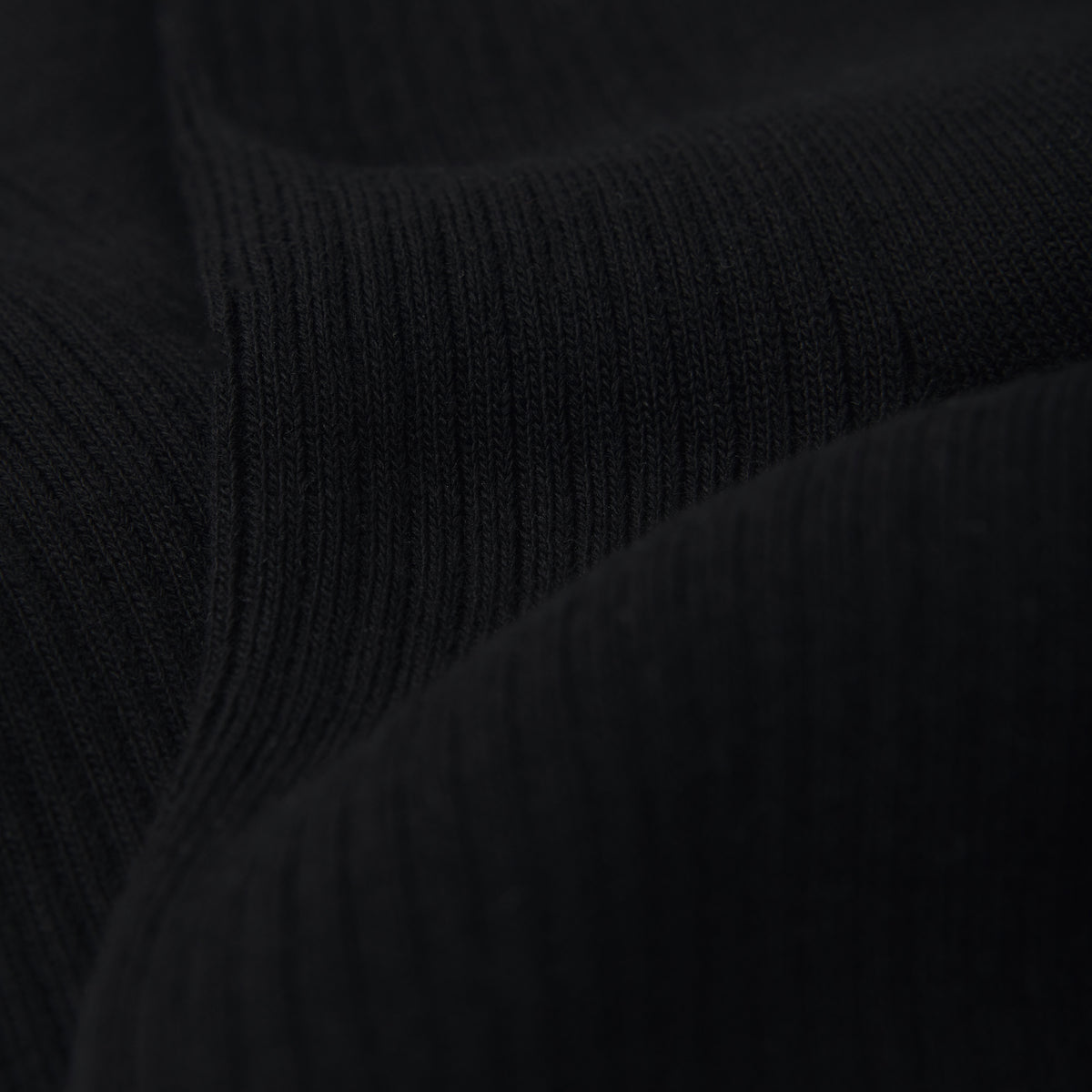 Socks Triple Black