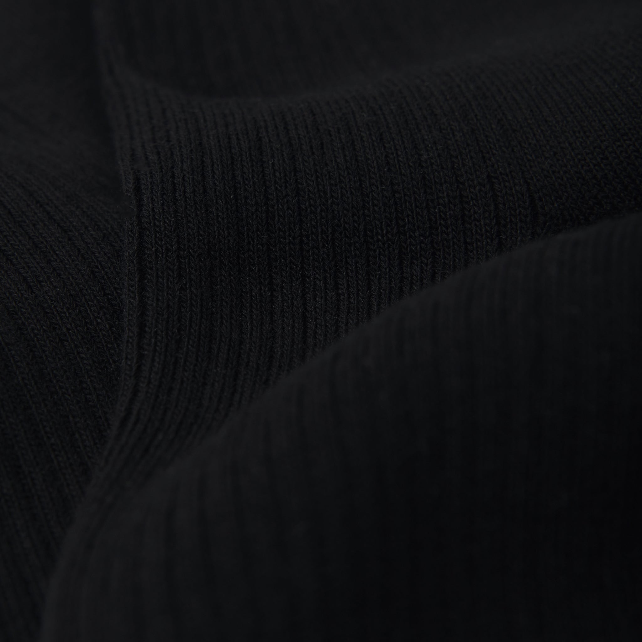 Socks Triple Black - Unrecorded