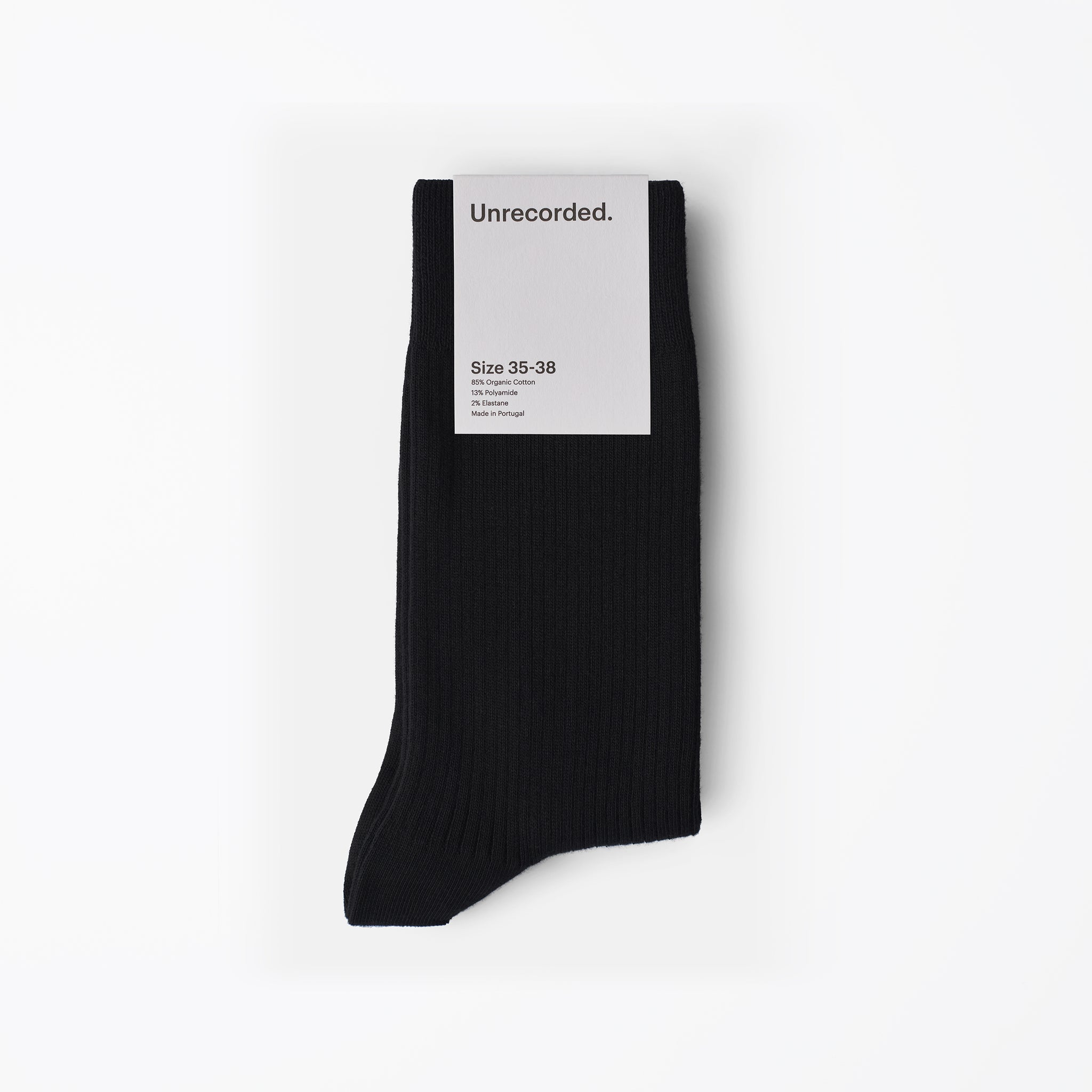Socks Black - Unrecorded