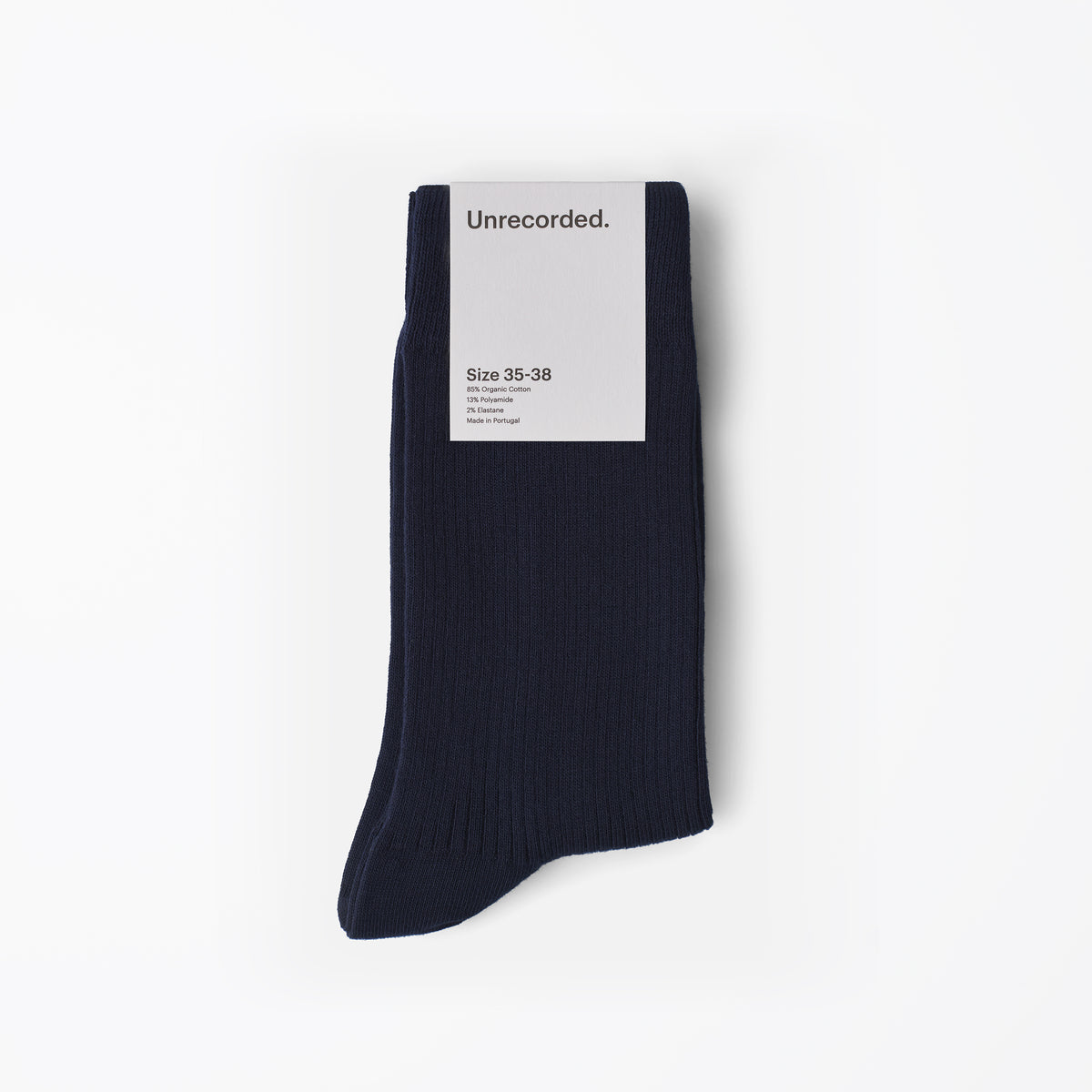 Socks Navy - Unrecorded