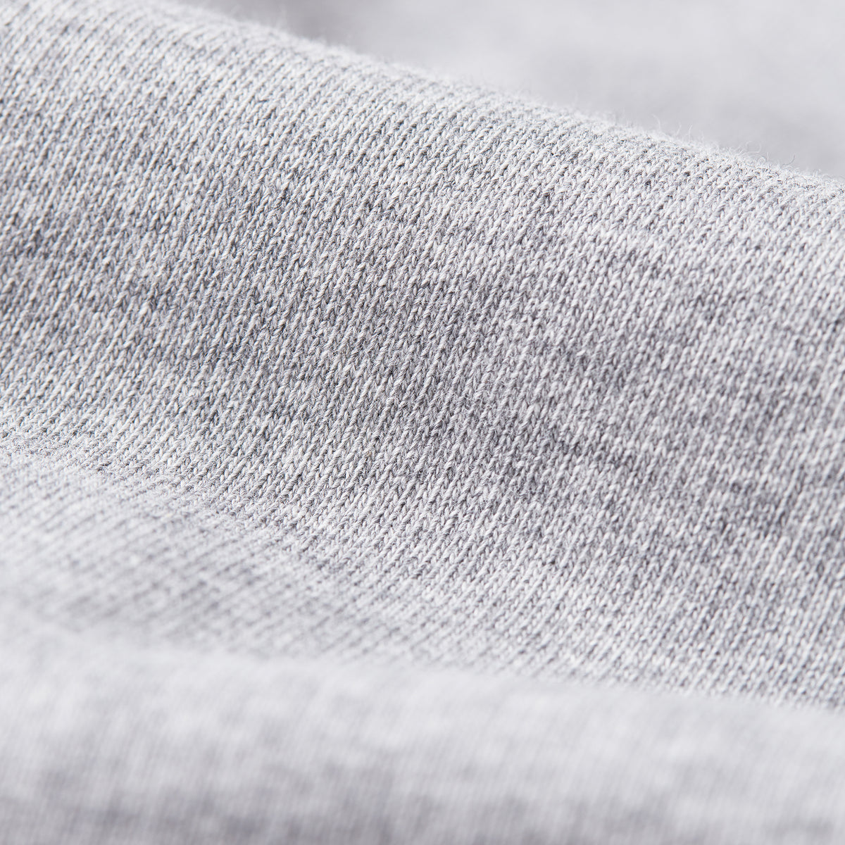 Sweater in Grey made from organic cotton