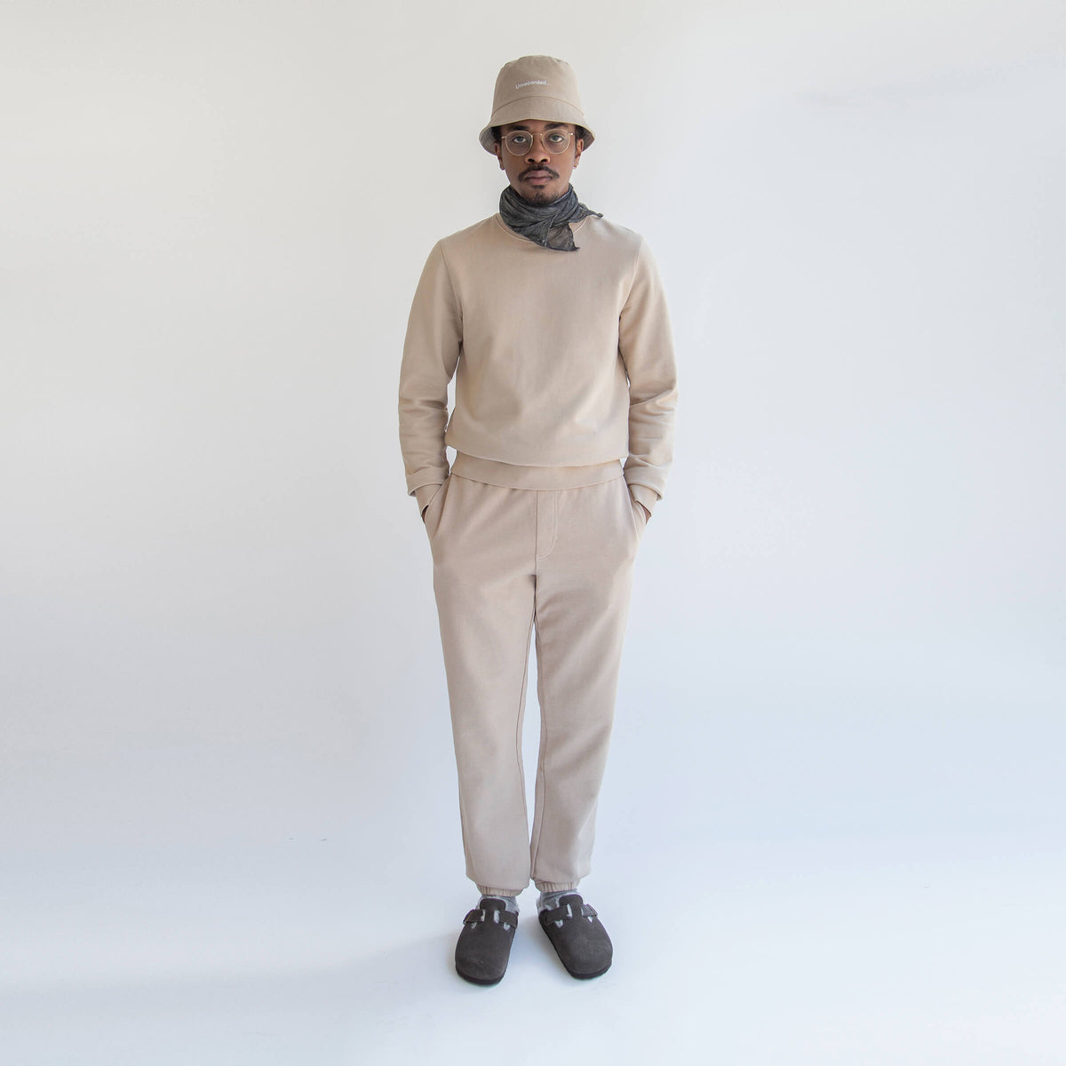 Sweatpant Khaki - Unrecorded