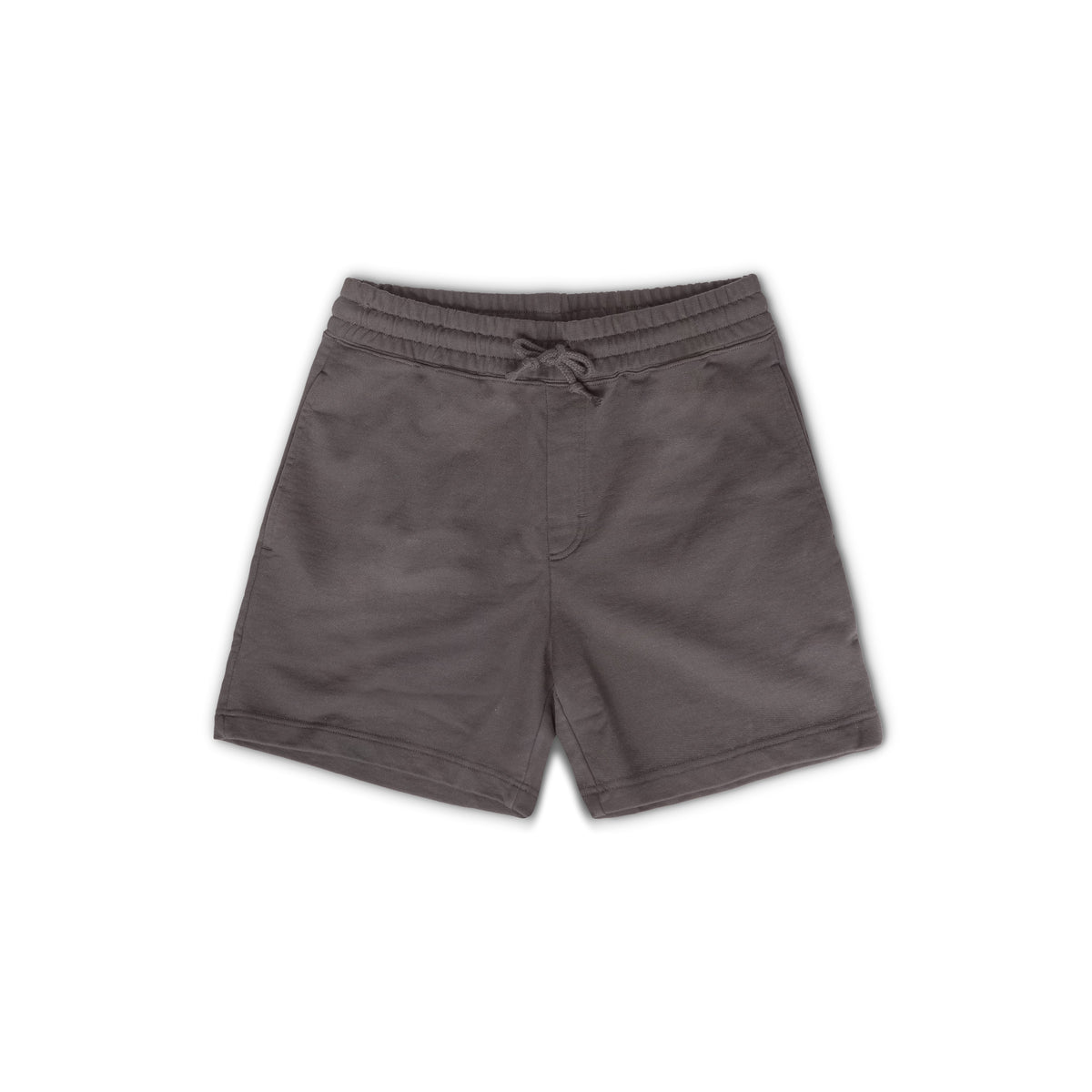 Sweatpant Short Charcoal - Unrecorded