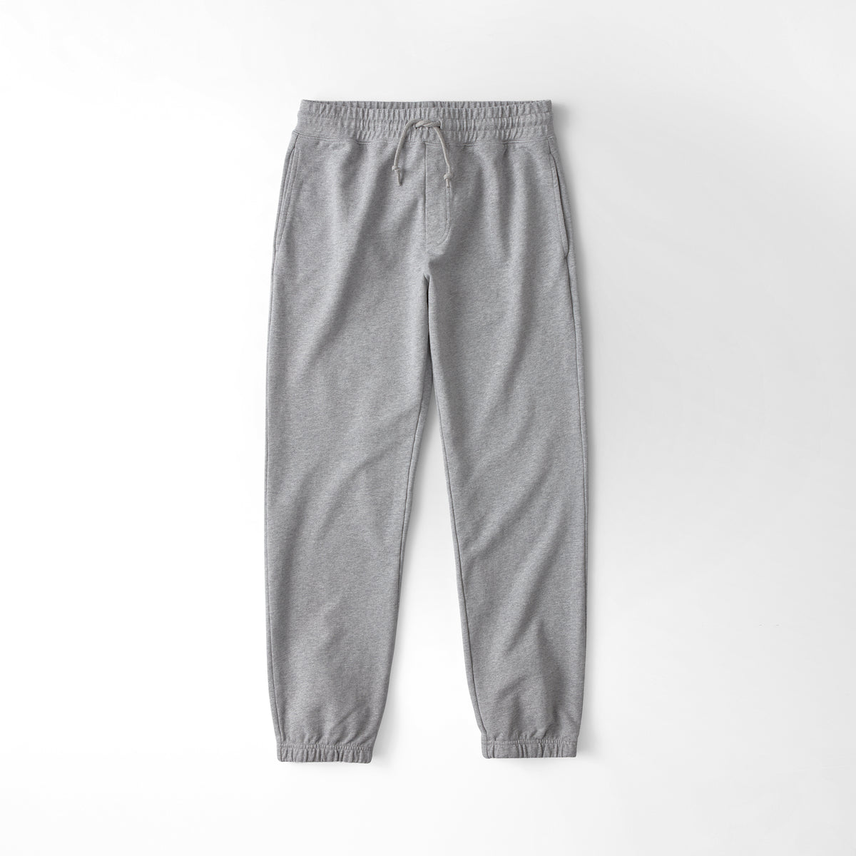 Sweatpant in Grey made from organic cotton - Alternate