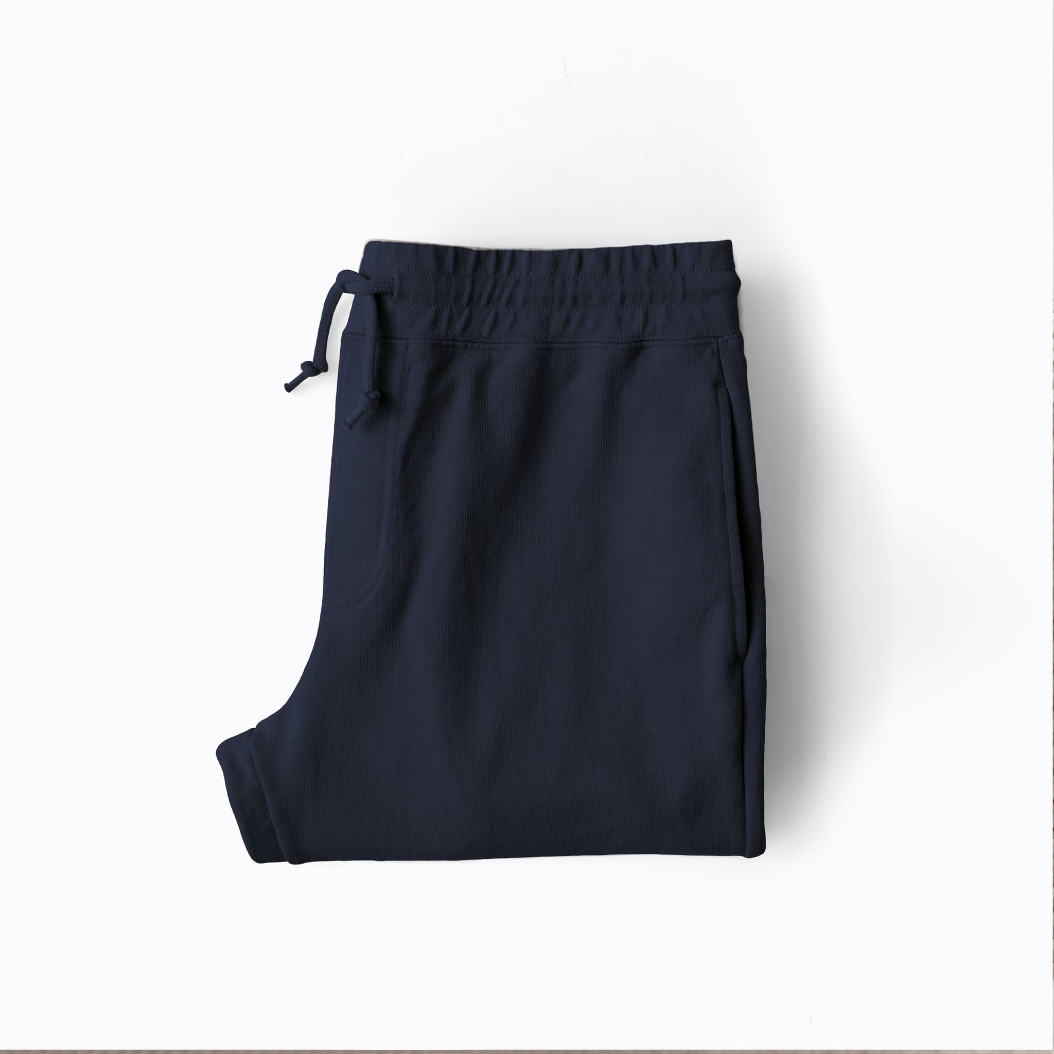 Sweatpant in Navy made from organic cotton