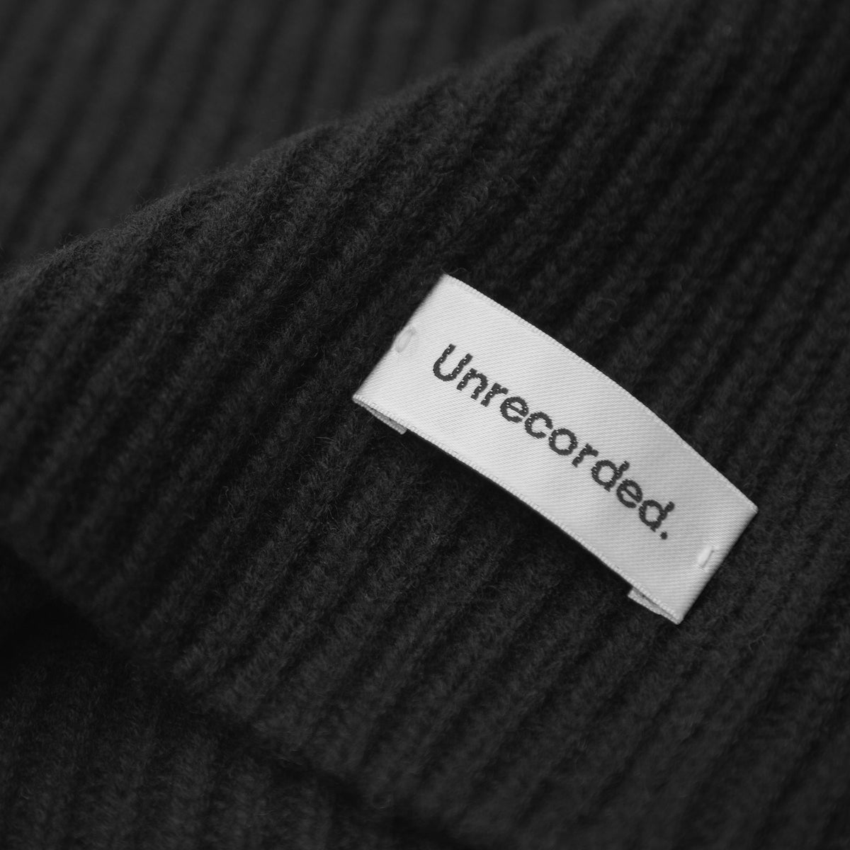 Beanie Black - Unrecorded