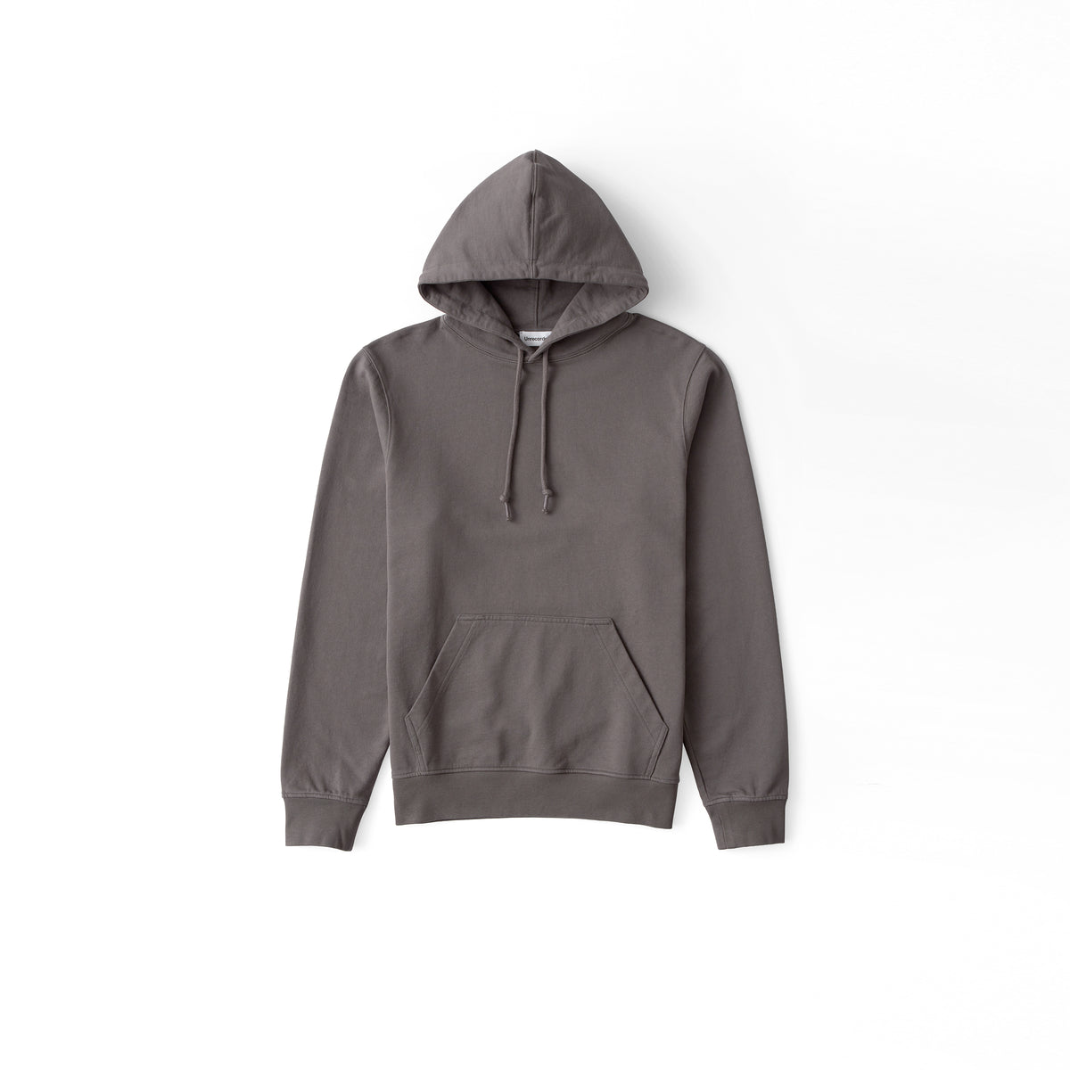 Hoodie Charcoal - Unrecorded