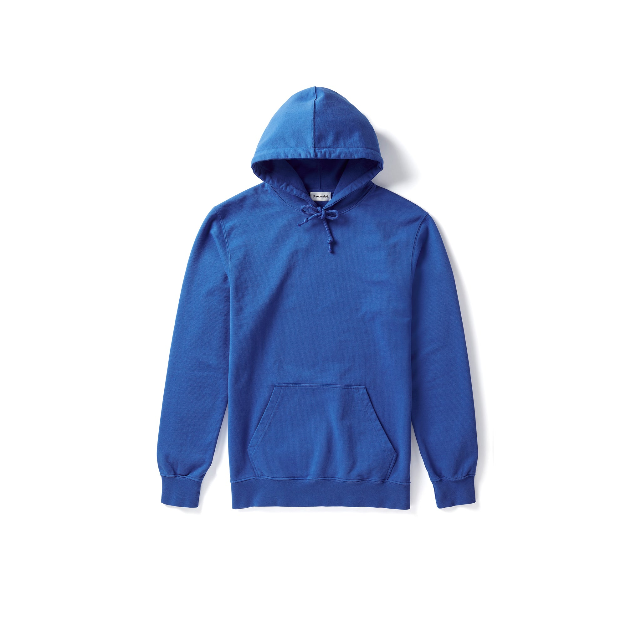 Hoodie Blue - Unrecorded