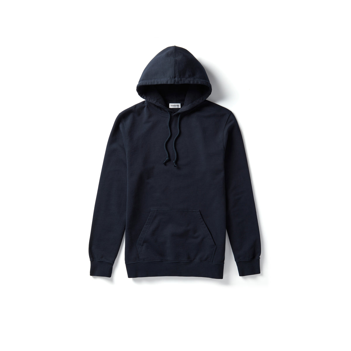 Hoodie Navy - Unrecorded