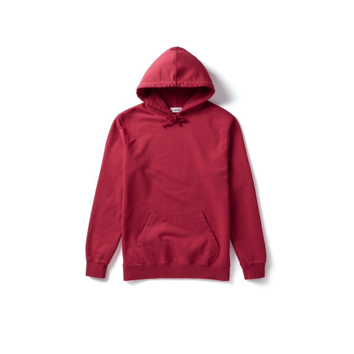 Hoodie Red - Unrecorded