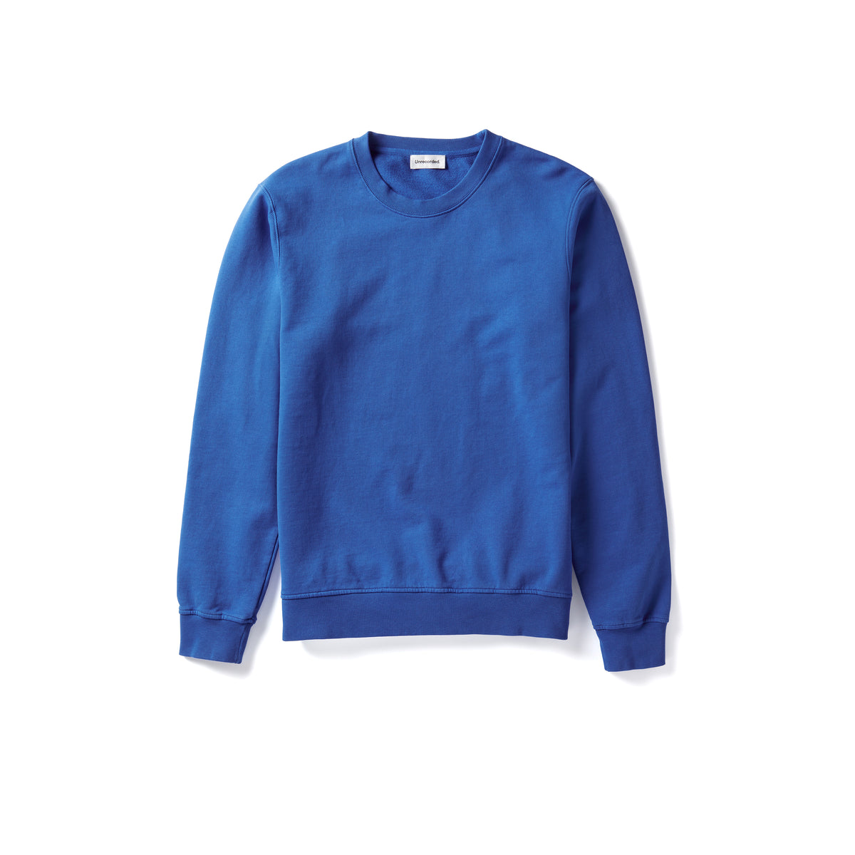 Sweater Blue - Unrecorded